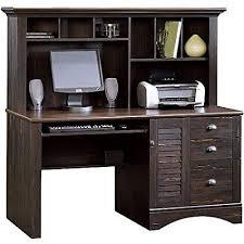 old office desk. Antique Wooden Computer Desk With Hutch \u0026 1 Door 3 File Drawers Storage  Bookcase Old Office Desk