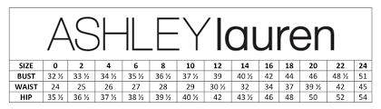 Sherri Hill Size Chart Dress Sizing Info For Sherri Hill Mac Duggal Dress Size Chart