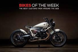 custom bikes of the week 8 july 2018 the best cafe racers scramblers