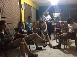 Natalia Dudley celebrates Friday in Panama — Panama Service Project
