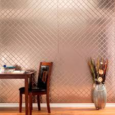 quilted decorative wall panel in black