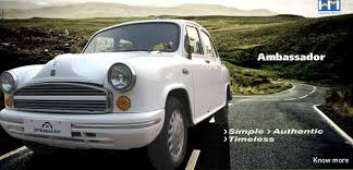 ambassador car new model release dateHindustan Motors