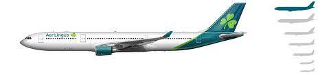 Airbus A330 300 Aer Lingus