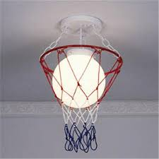 lighting for boys room. Ceiling Light: We Were Instant Fans Of These Playful Lights That Strike It Big With Athletes And Amateurs. Enhance Your Favorite Theme In Kids Rooms, Lighting For Boys Room G