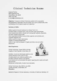Lab Technician Resume Sample Teaching Students Create Great Research Papers resume format for 49