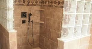 barrier free showers model