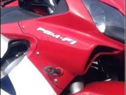 №13 Диагностика ошибок системы PGM-FI на <b>Honda CBR600F4i</b> ...