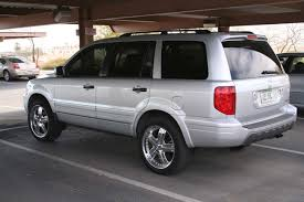 Honda Pilot with 20 Inch Rims Find the Classic Rims of Your Dreams ...