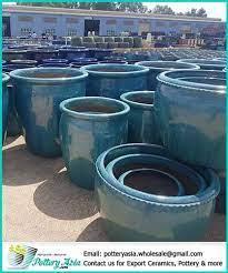 glazed ceramic pots whole pottery