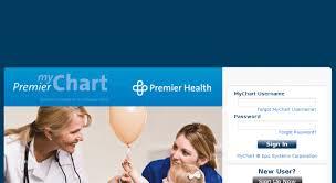 Premier My Chart Sign In Access Mychart Premierhealthpartners Org Mychart Login Page