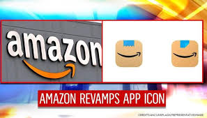 On monday, however, amazon rolled out the app icon with an update. Amazon Changes New App Icon After Comparison With Hitler S Moustache Netizens React
