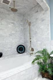 soaker tub with shower combo tub and shower love this tile love the arch need to figure out glass door or shower curtain shower soaker tub combo ideas