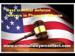 Find best criminal defense lawyers, attorneys in Phoenix, Arizona ...