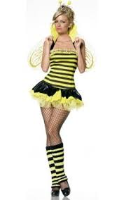 ble bee costume and makeup ideas