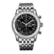 Stainless b726 Best World's 443a World Steel Navitimer A2432212 Watch Breitling