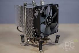 <b>SCKTN</b>-<b>5000 Scythe</b> Katana 5 CPU <b>Cooler</b> Computer Heatsinks