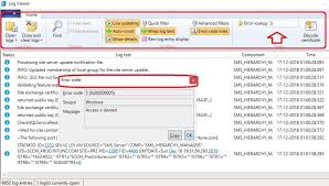 Sccm Logs And Quick Tips To Read Logs