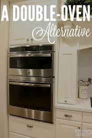 convection oven microwave combination a double oven alternative designdazzle com