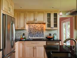 Glass Tile Kitchen Backsplash Designs New Decorating Design
