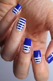 29 best Blue Nail Designs images on Pinterest