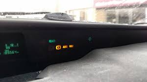 2013 Prius Dashboard Lights Occasional Brake Related Dash Lights No Obd Codes Happened