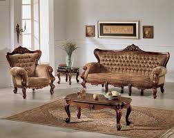 gallery for wooden sofa set designs