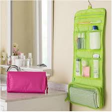 portable hanging organizer bag foldable cosmetic makeup case storage traveling toiletry bags wash bathroom accessories 840122