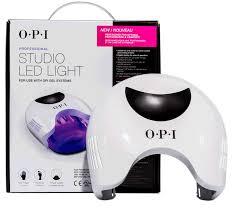 Opi Gel Light Opi Professional Studio Led Light