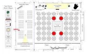 Banquet Layout Software Banquet Table Layout Software Wedding Head Table Seating