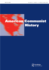 Red Scare And Labor Strikes Chart Answers United States Communist History Bibliography 2018 American