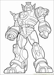 Power Rangers Coloring Pages Printable Coloring Pages For Kids