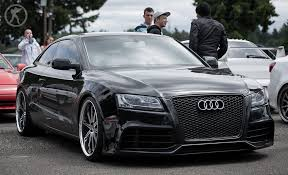 black audi a5. Plain Audi Who  Inside Black Audi A5 U