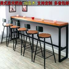awesome wall bar table interior exterior gallery throughout inspirations 18