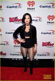 Demi Lovato Billboard Chart Demi Lovato Selena Gomez Stun At Billboards Women In