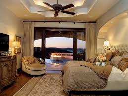 Large Bedroom Decorating Amazing Of Modern Master Bedroom With Wood Ceiling Accent 2124