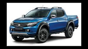 2018 Mitsubishi L200 - The ultimate pickup truck - YouTube