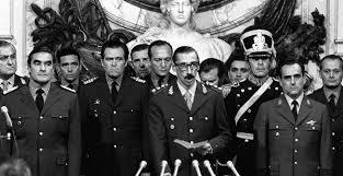 Resultado de imagen para dictadura argentina