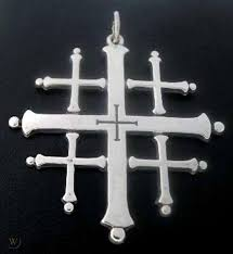 james avery sterling jerum cross