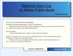 essay on warriors dont cry essay help essay on warriors dont cry