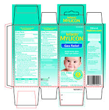 Mylicon Infants Gas Relief Dye Free Emulsion Infirst