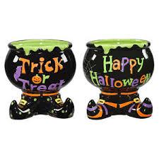 halloween candy bowl ceramic. Unique Candy Image Is Loading HALLOWEENCANDYDISHDECORFLORALARRANGEMENTWITCHBOOT And Halloween Candy Bowl Ceramic C