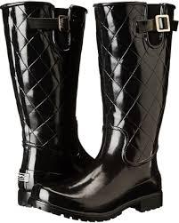 New Savings on Sperry - Pelican III (Black Quilted) Women's Rain Boots & Sperry - Pelican III (Black Quilted) Women's Rain Boots Adamdwight.com
