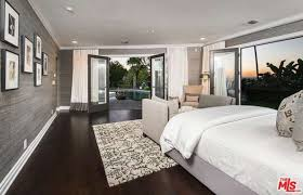 mansion master bedrooms. Wonderful Bedrooms Mila Kunis Los Angeles Mansion  The Master Bedroom Intended Bedrooms B