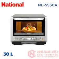 Lò vi sóng National NE-SS30A-S 30L kiêm lò nướng màu trắng nội địa Nhật 2nd  95%_Lò Vi Sóng Nội Địa_Gia Dụng Nhà Bếp_Hàng nội địa Nhật chính hãng, Phụ  kiện điện thoại