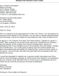 Film Cover Letter Examples Radio Producer Cover Letter Examples ...