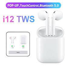 i12 TWS Premium Bluetooth 5.0 Kablosuz Kulaklık Fiyatları ve Özellikleri