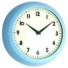 retro kitchen wall clock kitchen clocks clocks retro kitchen clock wall clocks blue frame of wall