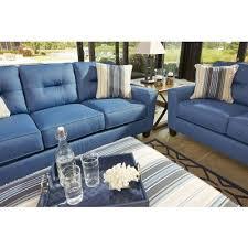 blue living room furniture sets. Forsan Nuvella Blue Living Room Set Furniture Sets D