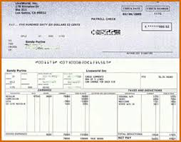 create paycheck stub template free 8 paycheck stub template free authorizationletters org
