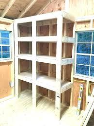 diy wood storage shelves wood storage shelves plans storage shelves plans simple garage wood storage shelves